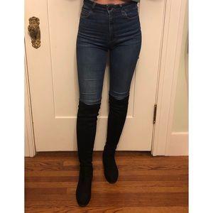 Zara Knee High Boots